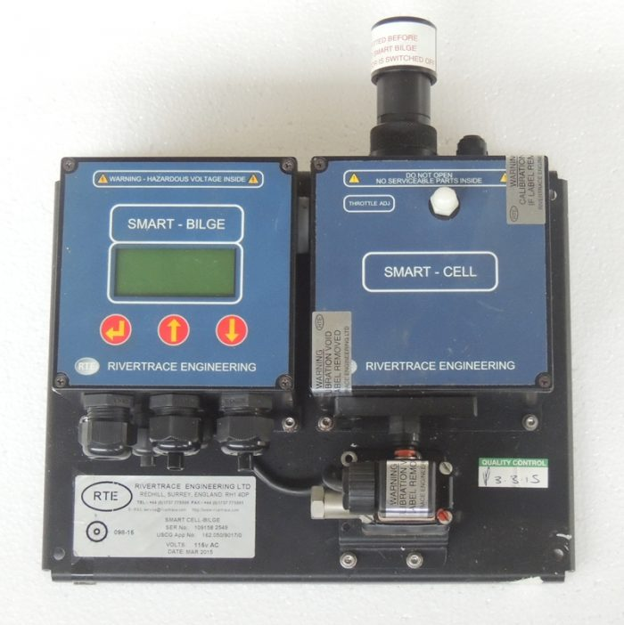 Rivertrace Engineering 15 PPM Oil Content Monitor