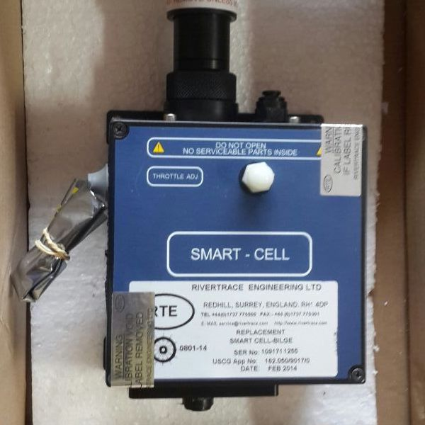 Rivertrace Smart Cell 15 ppm Oil Content Monitor