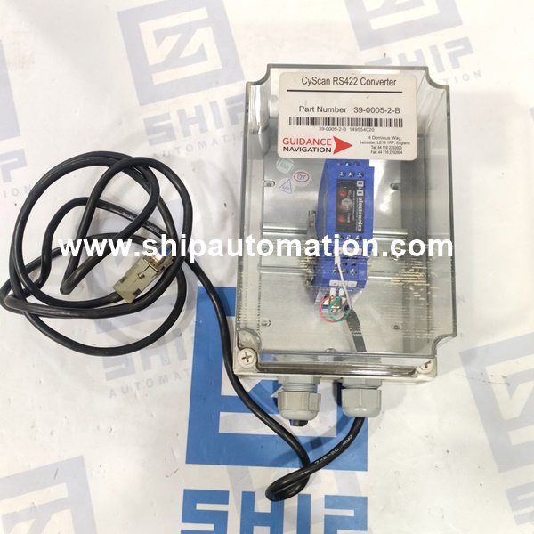 Cyscan RS422 Converter (Part No : 39-0005-2-B)