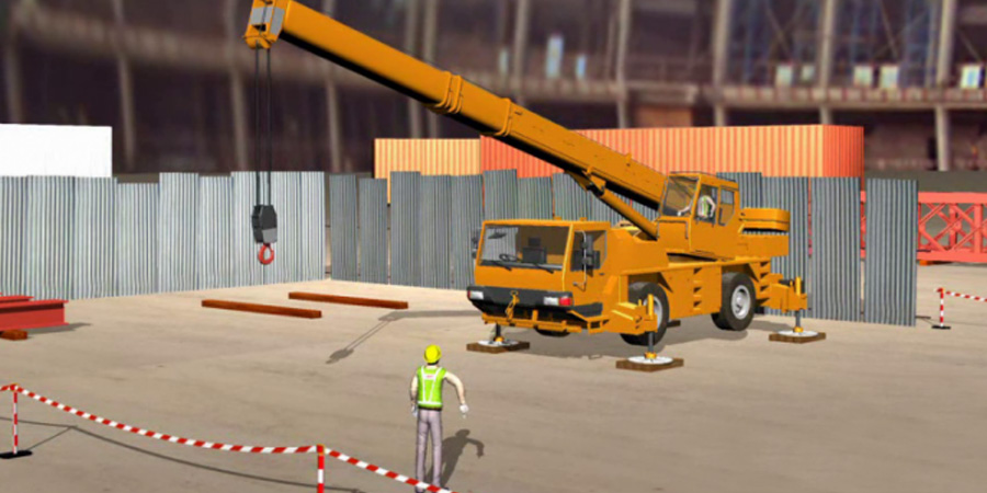 Importance of operational safety for cranes